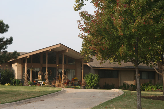 Breeding Hall - Sand Springs Home